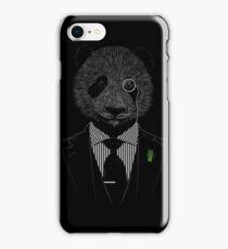 Sir Panda iPhone Case/Skin