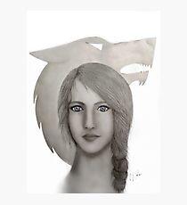 Arya Photographic Print