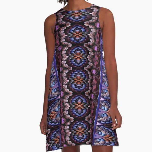 Victorian Crochet 1 A-Line Dress