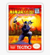 Ninja Gaiden 3 Sticker