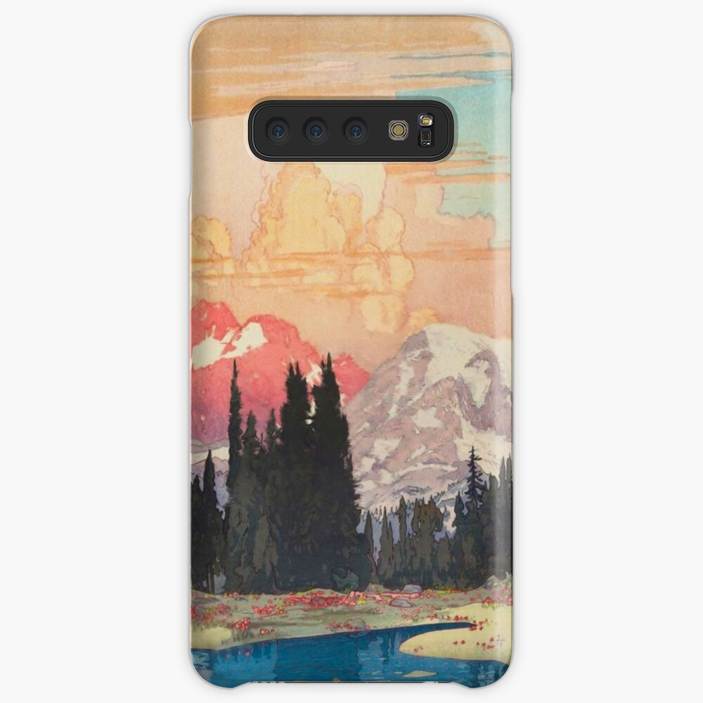 Storms over Keiisino Case & Skin for Samsung Galaxy