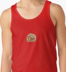 Caracola Leopardo Camisetas de tirantes para hombre