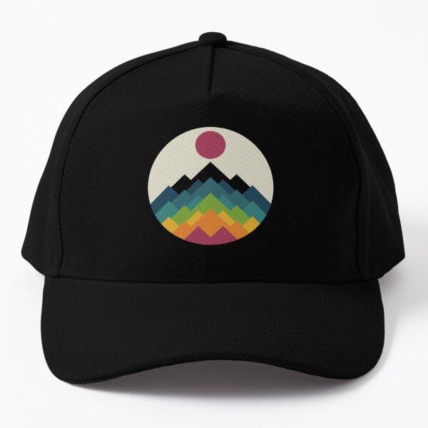 Life Is A Mountain Baseball Cap