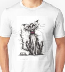 My horrible cat Unisex T-Shirt
