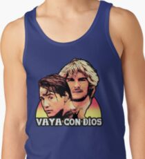 2b697e0aed719 He s Not Coming Back Men s Tank Top