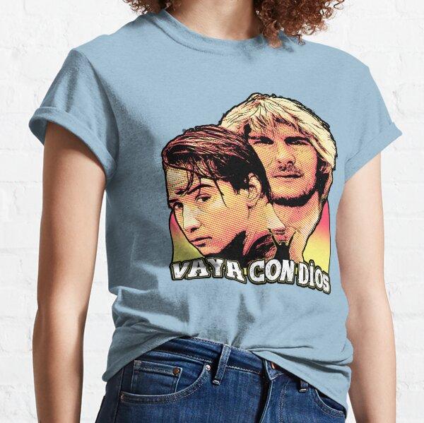 He's Not Coming Back Classic T-Shirt