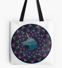 The Power of Unicons Mandala Tote Bag