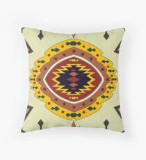 bukhara design Throw Pillow