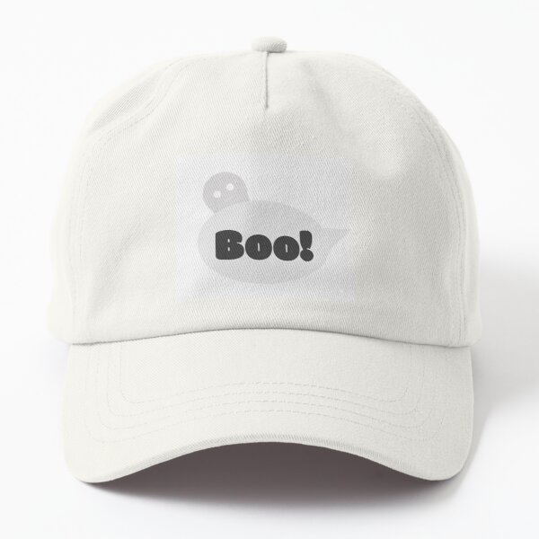 Boo! Dad Hat
