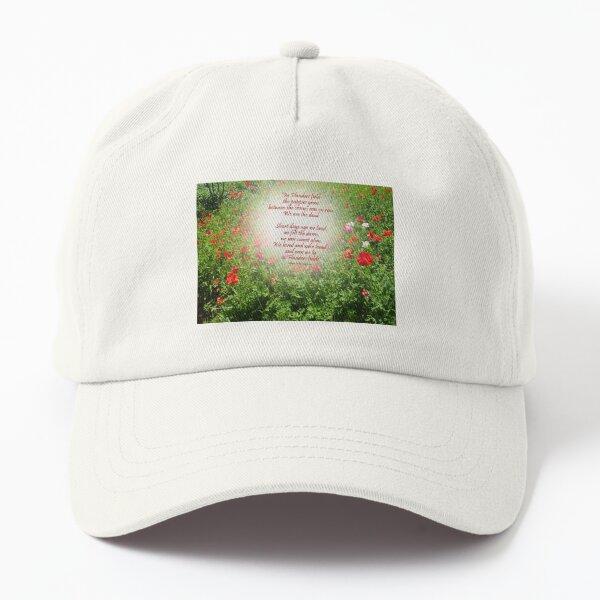 In Flanders Fields Dad Hat