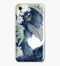 Crow Selfie iPhone Case/Skin