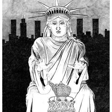 Lady Liberty by walterdoe