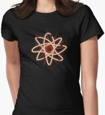 The God Particle Women's Fitted T-Shirt