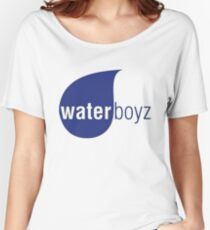 Waterboyz logo chris travis Women's Relaxed Fit T-Shirt