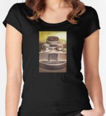 Universal Mercury II Camera - 2 Women's Fitted Scoop T-Shirt