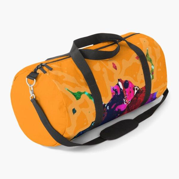 Somewhere Artwork  Duffle Bag