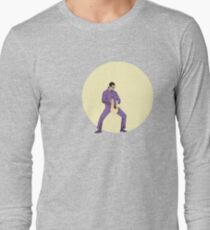 Jesus The Big Lebowski Long Sleeve T-Shirt