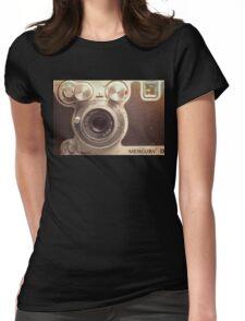 Universal Mercury II Camera - 3 Womens Fitted T-Shirt
