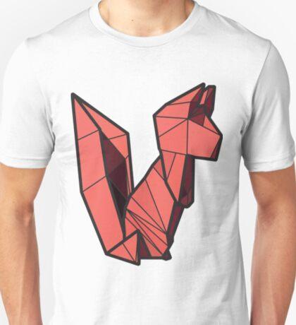 Origami Squirrel T-Shirt