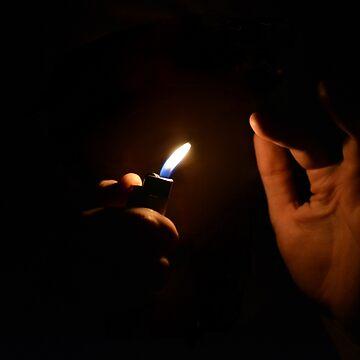 fire lighter by kiddogenesis