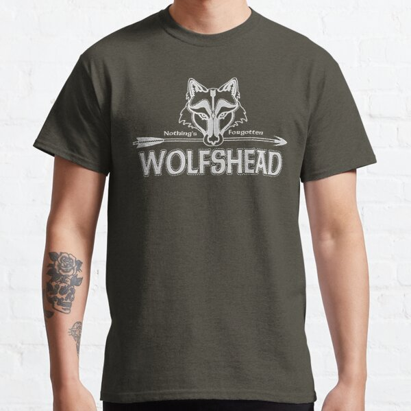 WOLFSHEAD VERBESSERT Classic T-Shirt