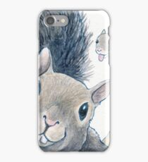Squirrel Photobomb iPhone Case/Skin