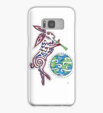 Hare World Samsung Galaxy Case/Skin