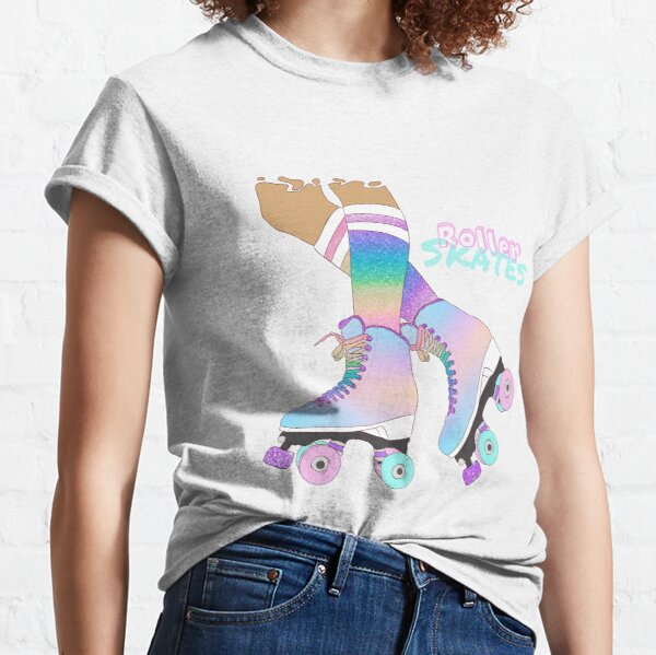 Roller Skates Classic T-Shirt