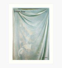 The Picture of Dorian Gray - Oscar Wilde Art Print