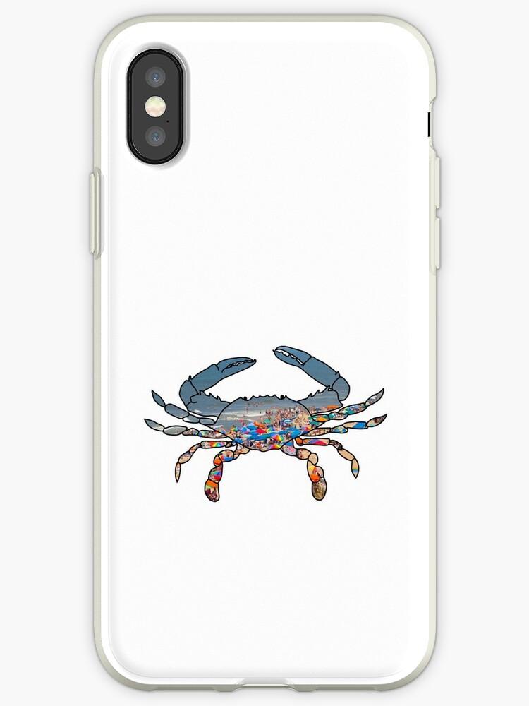 OC Crab by Nancy Morgan