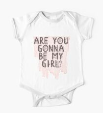 Are You Gonna Be My Girl? One Piece - Short Sleeve