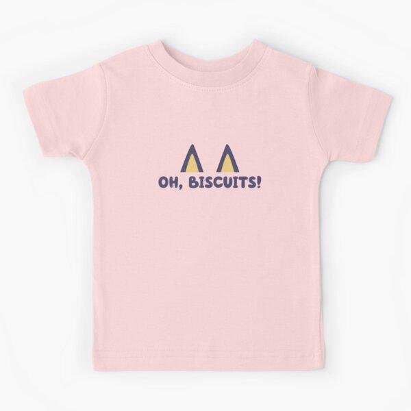 Oh Kekse! (Rosa) Kinder T-Shirt