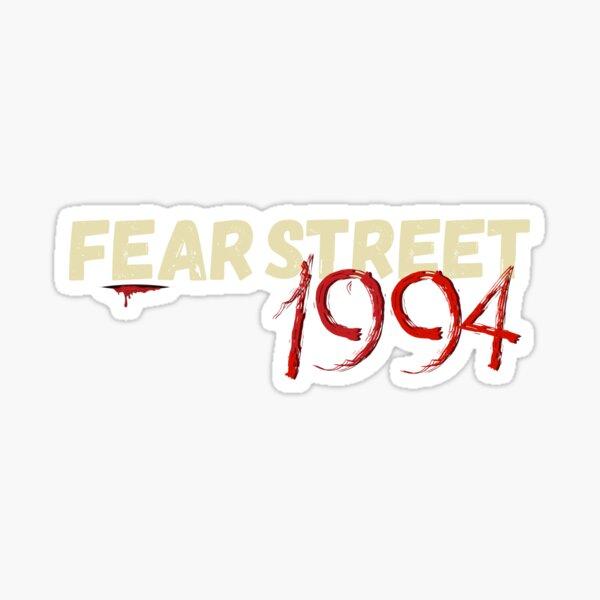 Fear Street Sticker