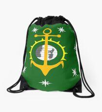 Kul Tiras Marine Corps Drawstring Bag