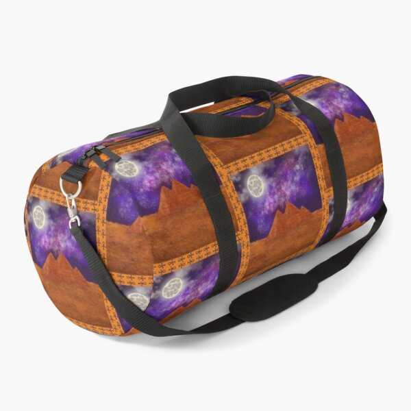 Egyptian Summer Duffle Bag