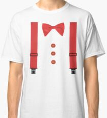 Hipster groom Classic T-Shirt