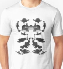 Rorschach t shirt design - Mr ? Unisex T-Shirt