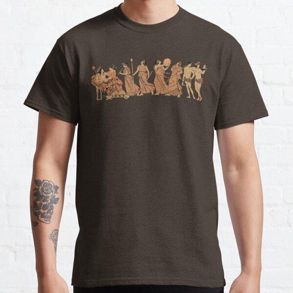 A festival to Dionysus - The Bacchanalia Classic T-Shirt