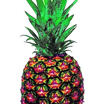 Passion pineapple by Caplin
