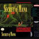 «Secret of Mana: Box Art» de muramas