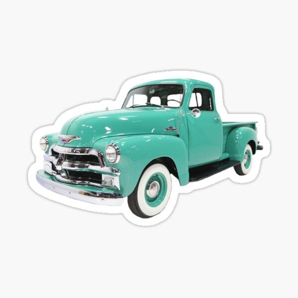1955 Chevy Pickup Truck Sticker