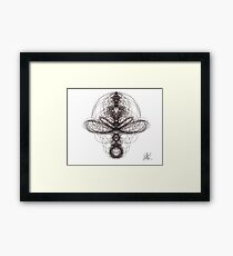insect? Framed Print
