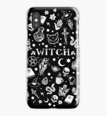 WITCH PATTERN 2 iPhone Case