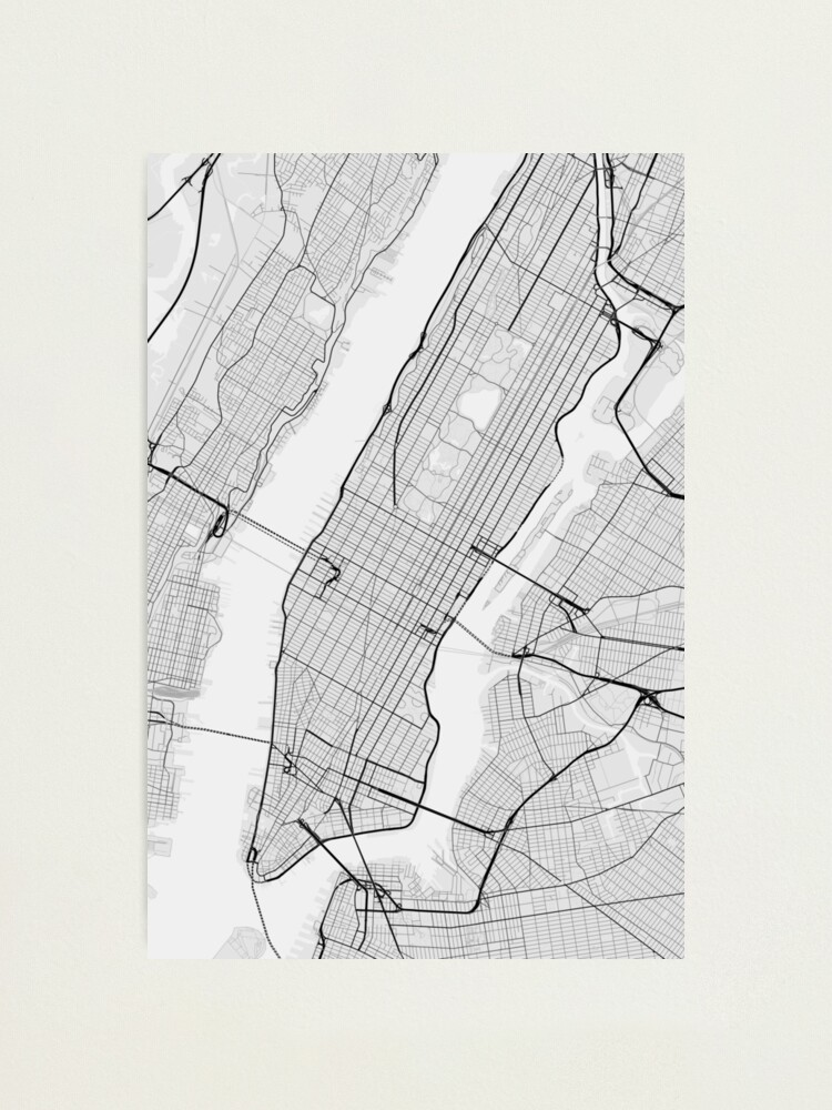 It's just a graphic of Printable Maps of Manhattan within tourist site
