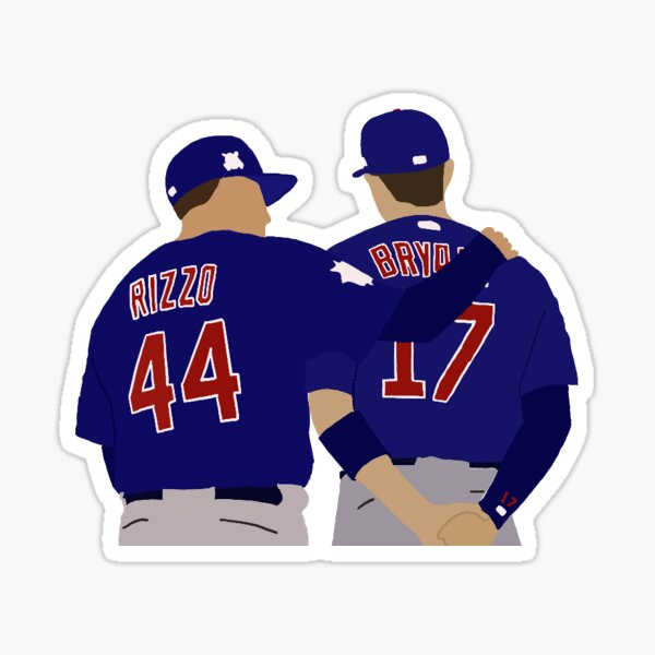 Rizzo and Bryant  Sticker