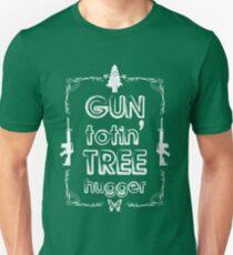Gun Totin' Tree Hugger T-Shirt