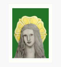 Margaery Art Print