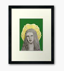 Margaery Framed Print