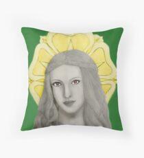 Margaery Throw Pillow