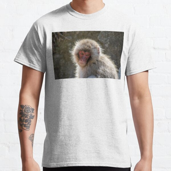 Baby Snow Monkey Classic T-Shirt